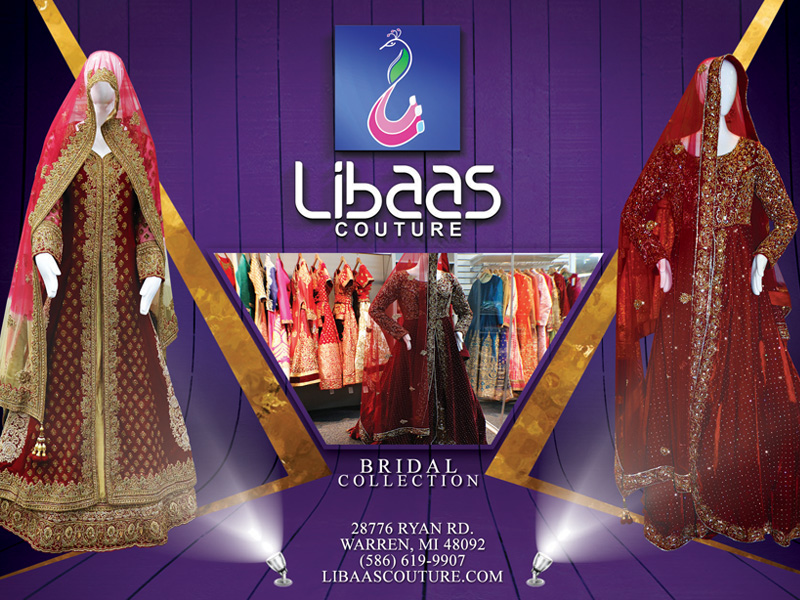Libaas Couture : Postcards