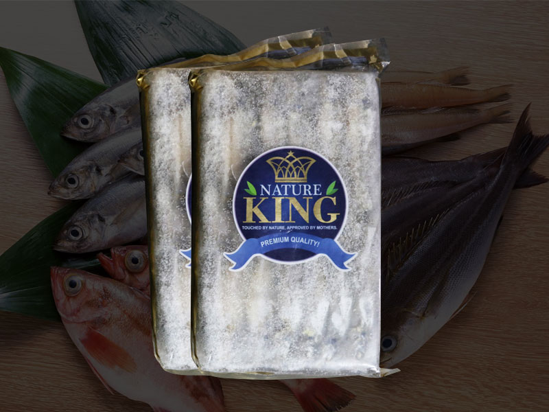Nature King : Product Packaging - Frozen Fish